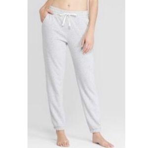 NWT Colsie Jogger Sweatpants Light Gray XL